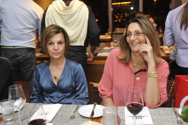 Shenia Nogueira e Fatima Checchi