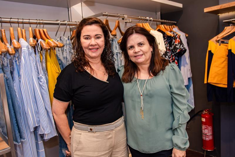 Antonieta Caracas e Fausta Bastos