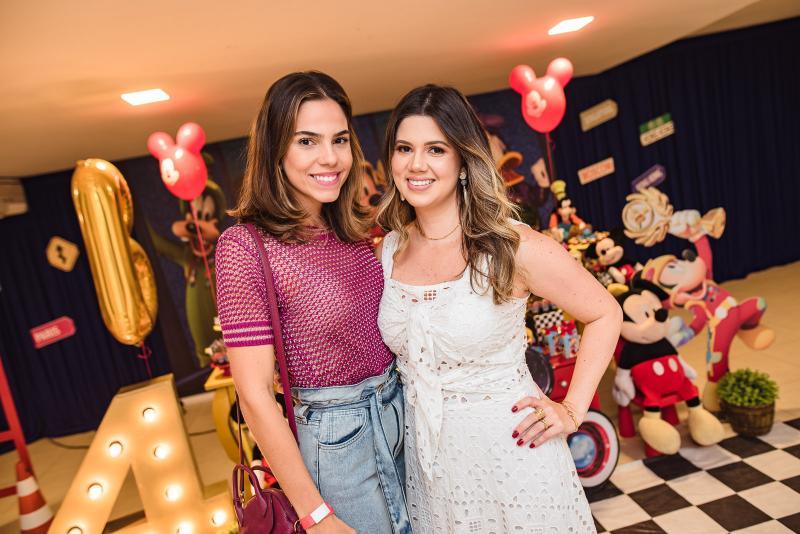 Alice Ventura e Marina Figueiredo
