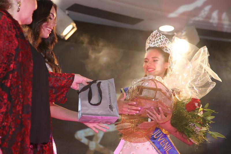 Vencedora Do Juvenil Isabel Pessoa