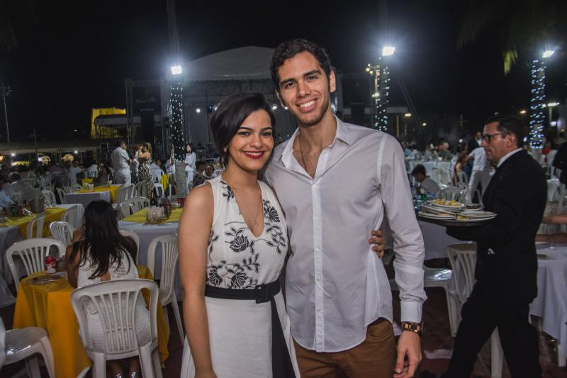 Beatriz Gomes e Rafael Lessa