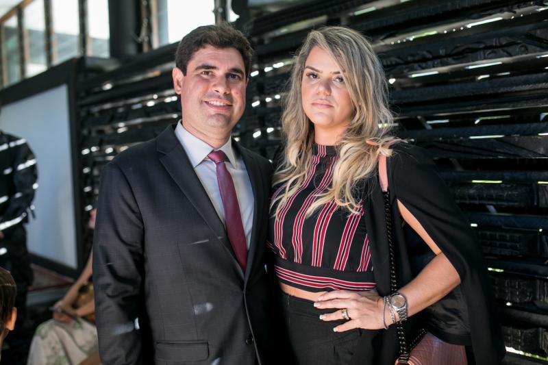 Bruno Barreira e Lana Pinheiro