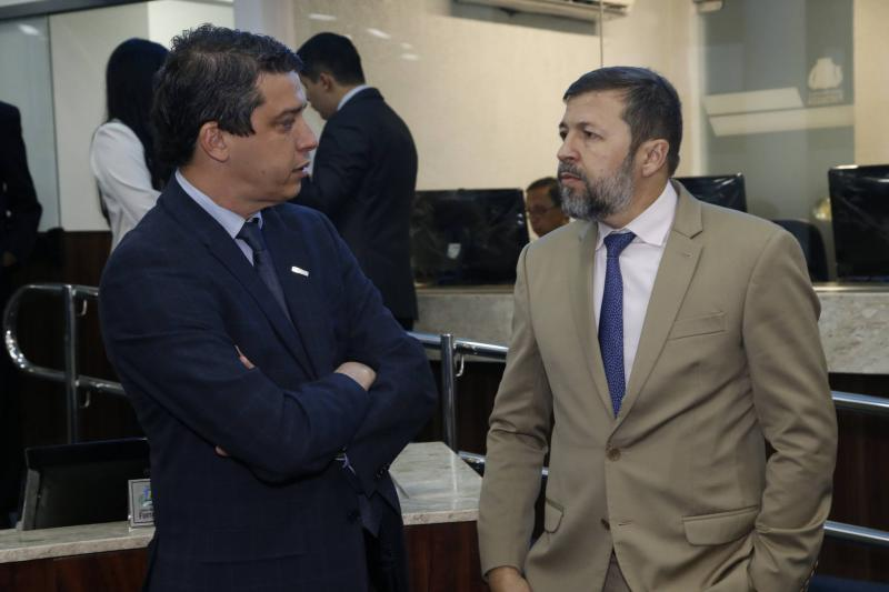 Andre Siqueira e Elcio Batista