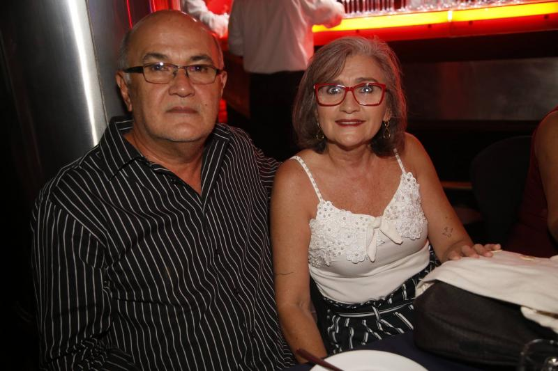 Paulo Ricardo e Alessandra Uruguai