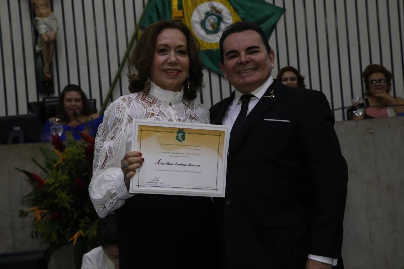 Ana Alcantara e Walker Santiago
