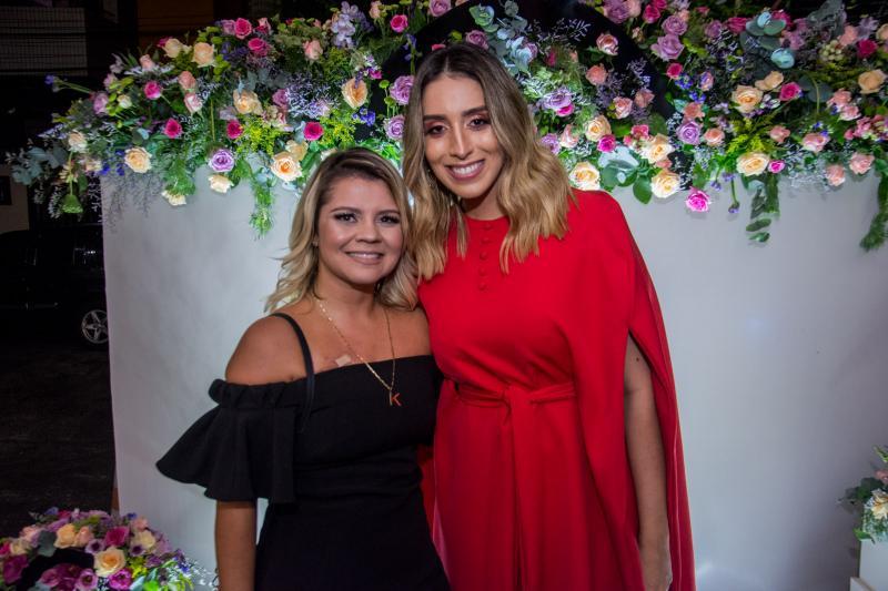 Karla Marinho e Nathalia Ximenes