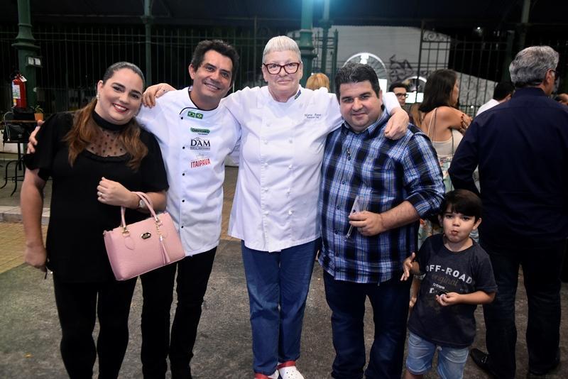 Raquel Diogenes, Emiliano Maia, Marie Anne, Edvar Ramalho, Matheus