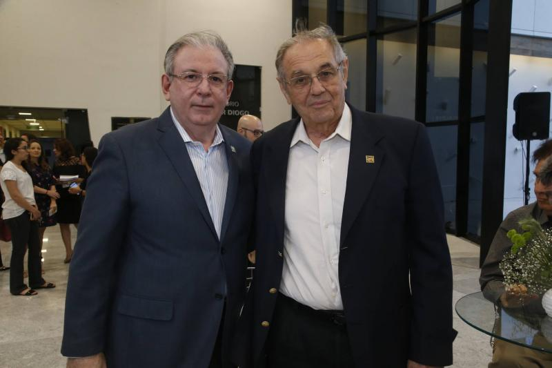 Ricardo Cavalcante e Jurandir Picanco