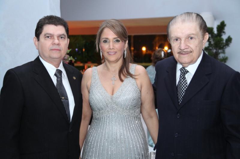 Mauro Filho, Marisa e Mauro Benevides