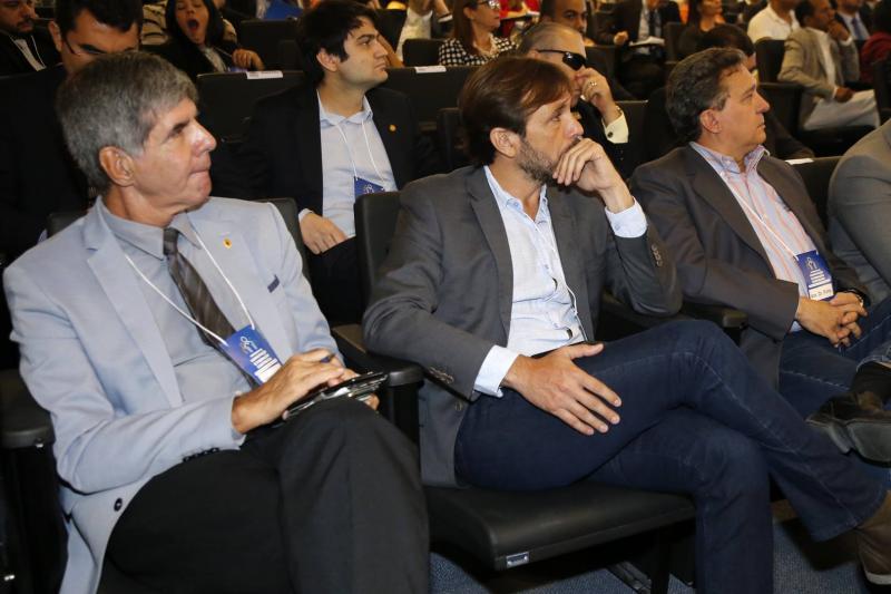 Coronel Benicio, Guilherme Sampaio e Jose Porto