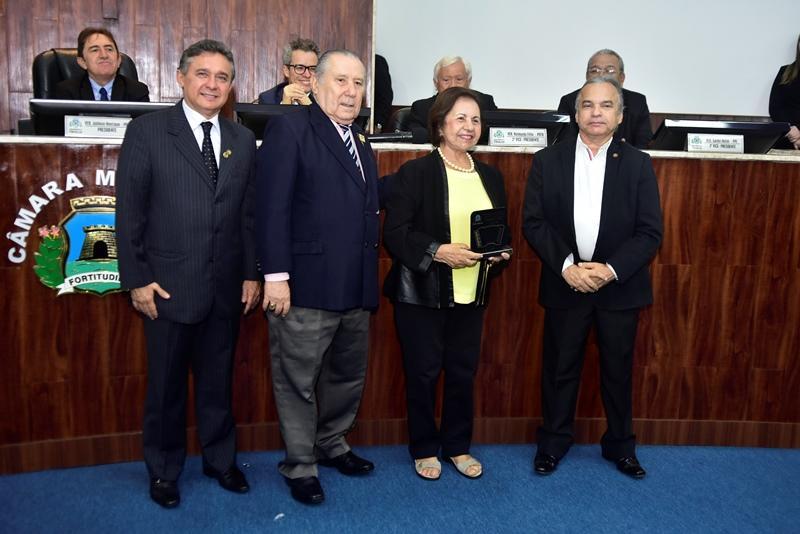 Jose Porto, Idalmir Feitosa, Elba Braga Ramalho, Eron Moreira