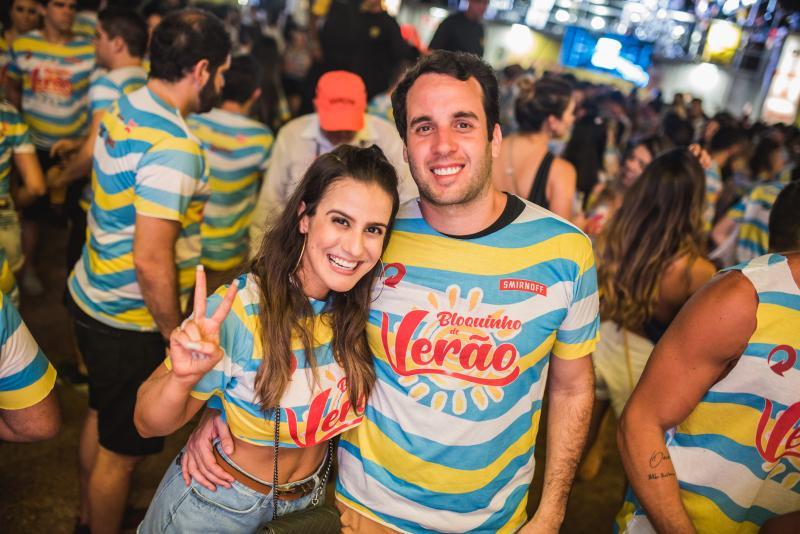 Vanessa melo e Ze Ricardo