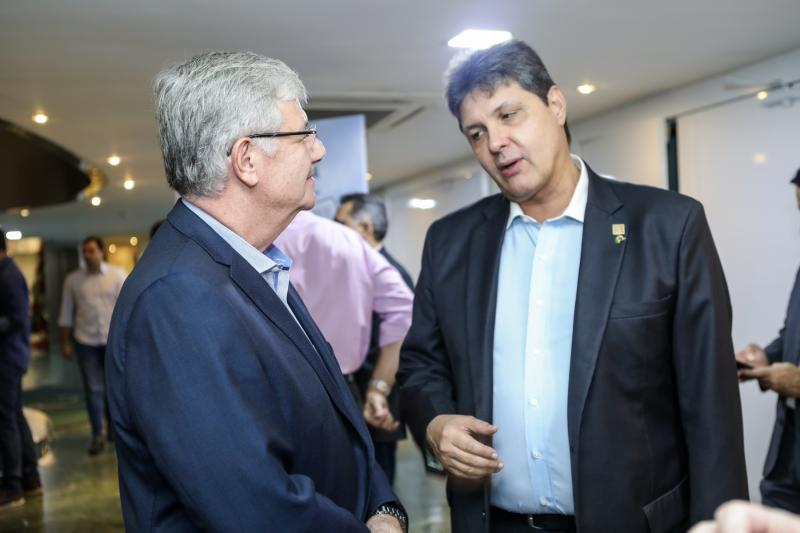 Carlos Maia e Marcos Olivera