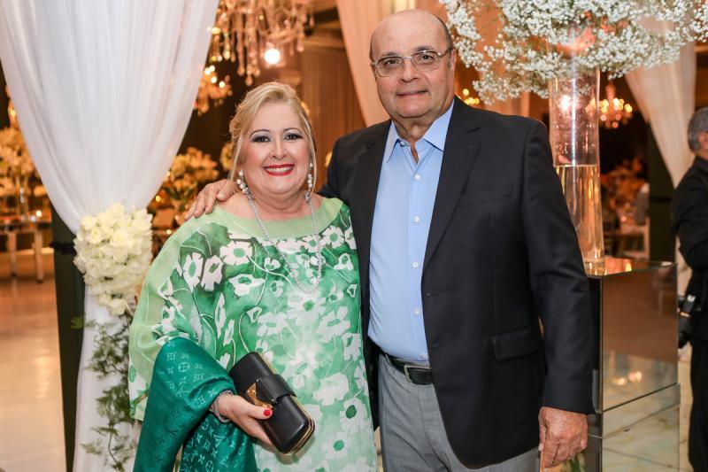 Tereza e Fernando Gurgel