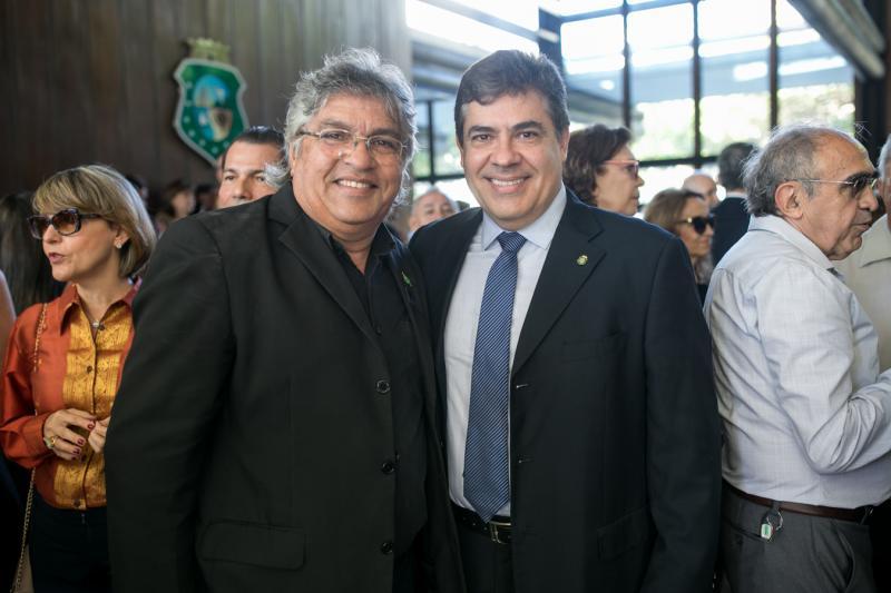 LC Moreira e Roberto de Castro