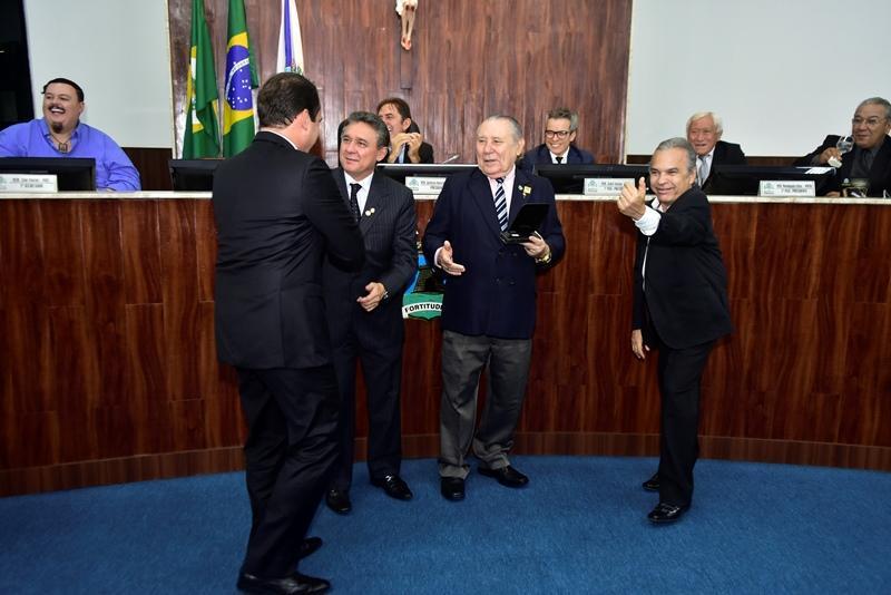 Salmito Filho,Jose Porto, Idalmir Feitosa, Eron Moreira