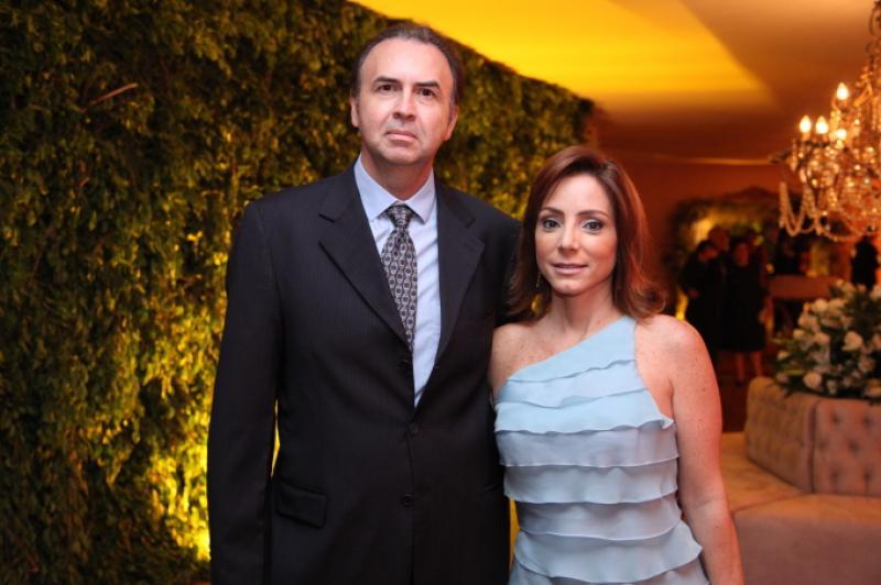 Joao Kateb Melo e Ana Paula Duad