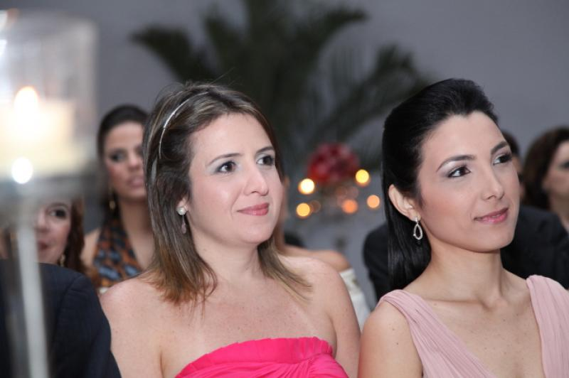 Marina Baquit e Danielle Linheiro