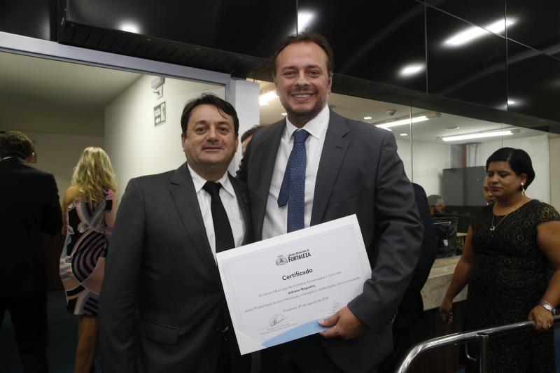 Benigno Junior e Adriano Nogueira