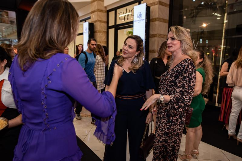 Ana Carolina Fontenele, Suyanne Dias Branco e Michele Aragao