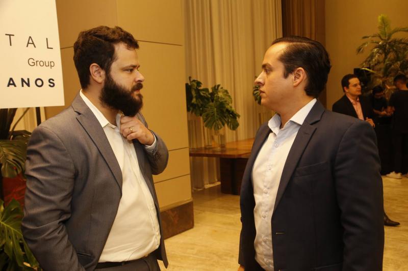 Felipe Romcy e Yuri Veras