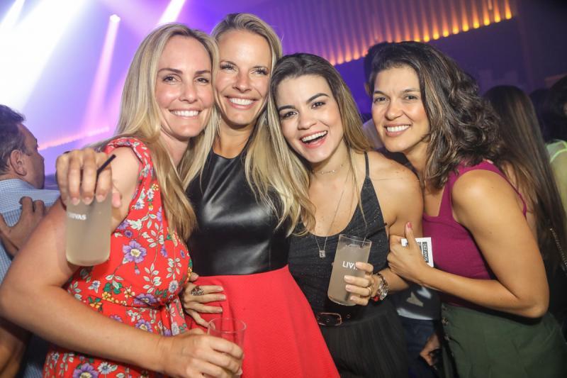 Michele Sharp, Jen Spenser, Mimi Braz e Joana Capos