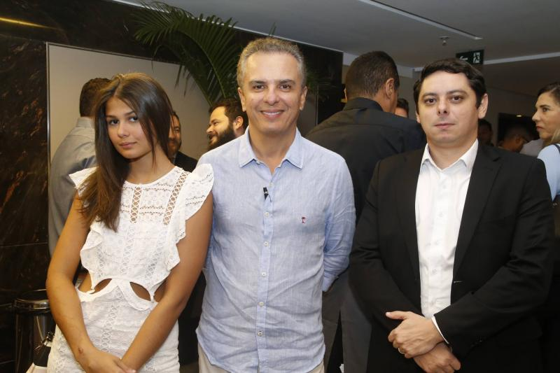 Natalia Camara, Andre Pinheiro e Paulo Bessa