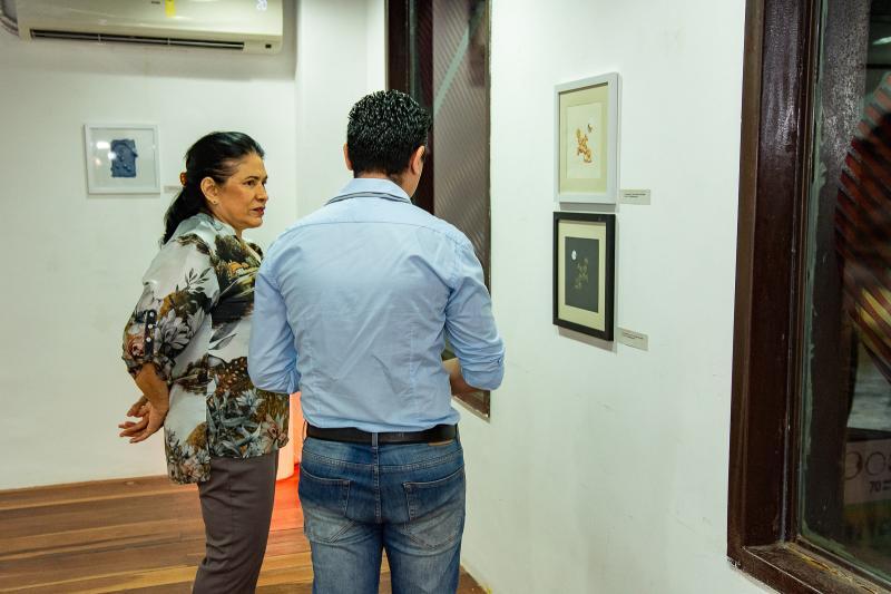 Lucia Penaforte e Vanger Santos