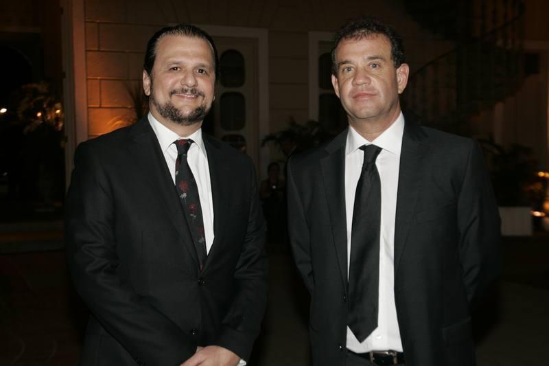 Adrizio Camara e Ricardo Nibon