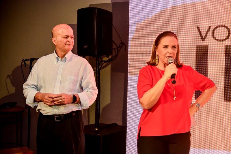 Lauro e Beatriz Fiuza