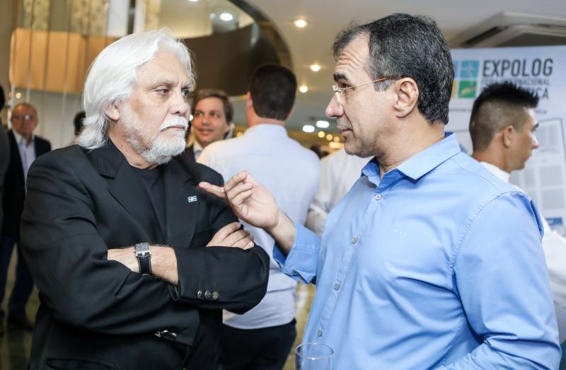 Joaquim Cartaxo e Eduardo Neves