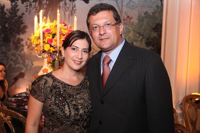Cintia e Fernando Oliveira