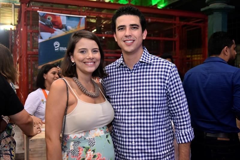 Camila e Felipe Cidrao