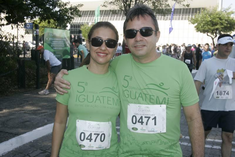 Patricia e Carlos Rodrigues