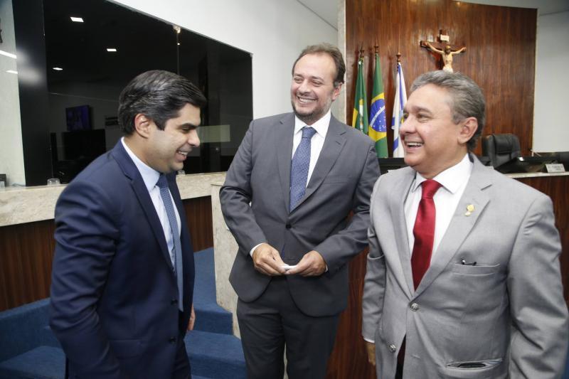 Queiroz Filho, Adriano Nogueira e Dr Porto 1