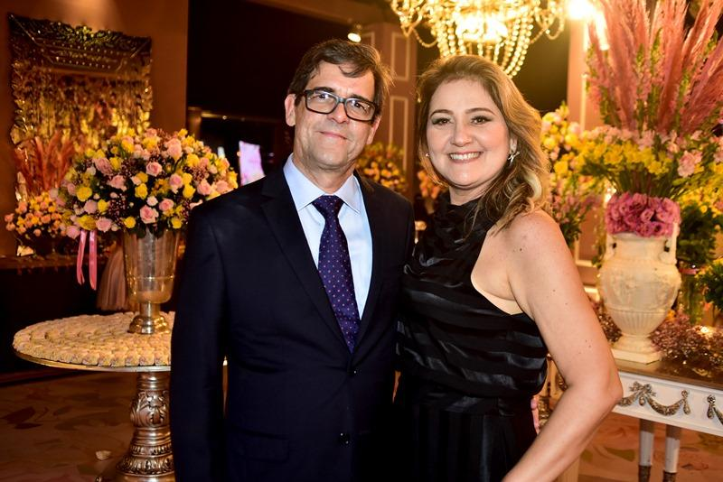 Alexandre e Carolina Fernandes