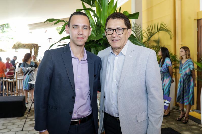 Pedro Rocha e Elpidio Nogueira