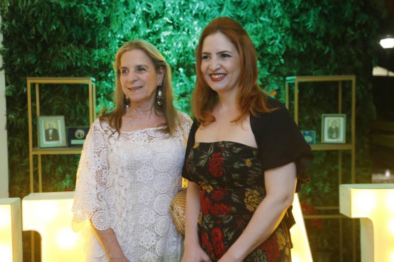 Anya Ribeiro e Enid Camara 2