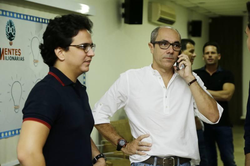 Panta Neto e Betinho Santos