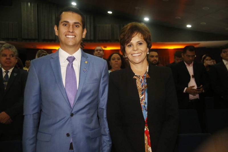 Domingos Neto e Patricia Aguiar