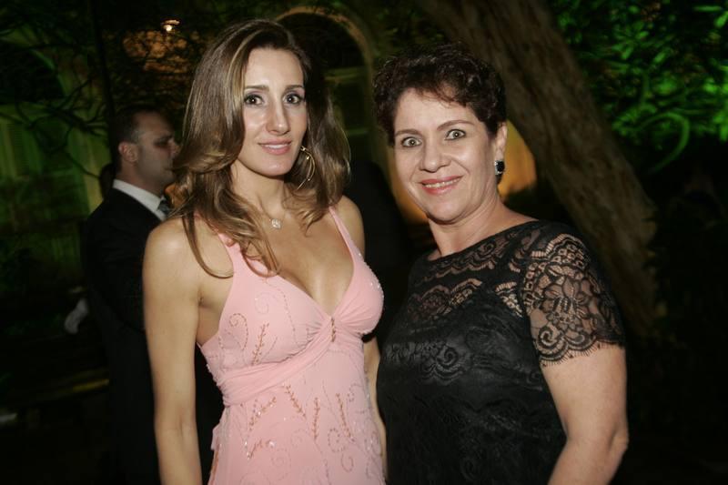 Melania Diogo e Lilia Quindere