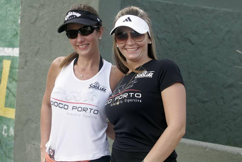 Patricia Nogueira e Marcia Studart