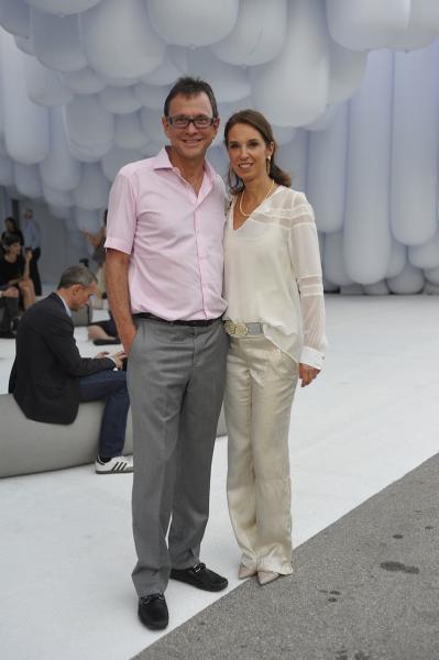 Murilo e Esther Schattan