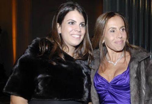 Fernanda Abdalla e Bia Aydar