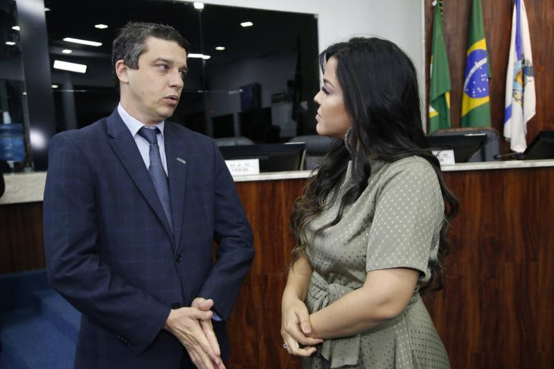 Andre Siqueira e Priscila Costa 1