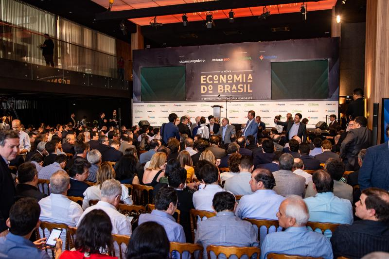 Palestra com Ministro Paulo Guedes