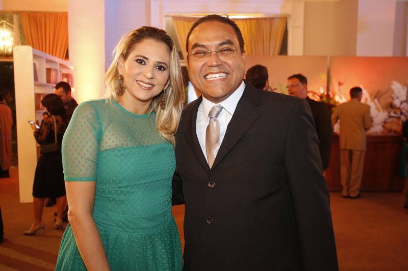 Iliana e Andre Rosa
