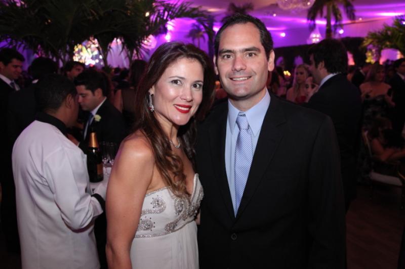Ana Cristina e Tasso Melo