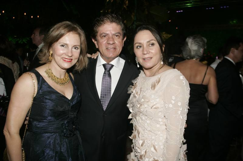 Renata Jereissati, Jacauna Aguiar e Paula Frota