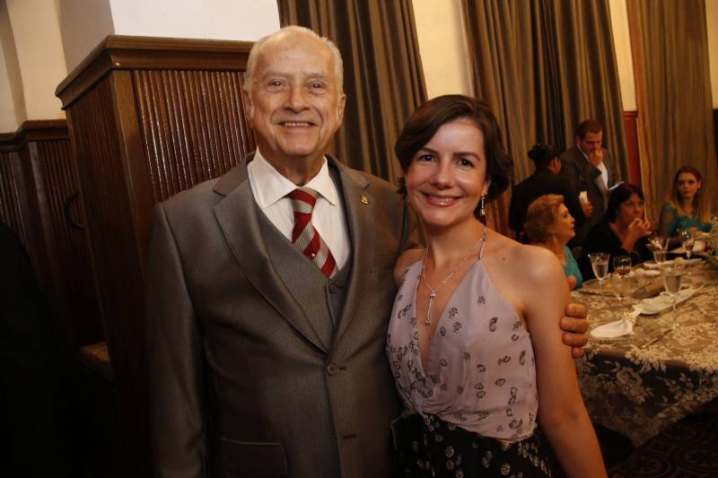 Paulo Barbosa e Renata Bastos